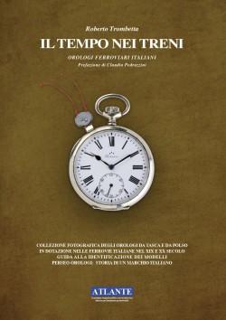 Copertina del libro Il tempo nei treni